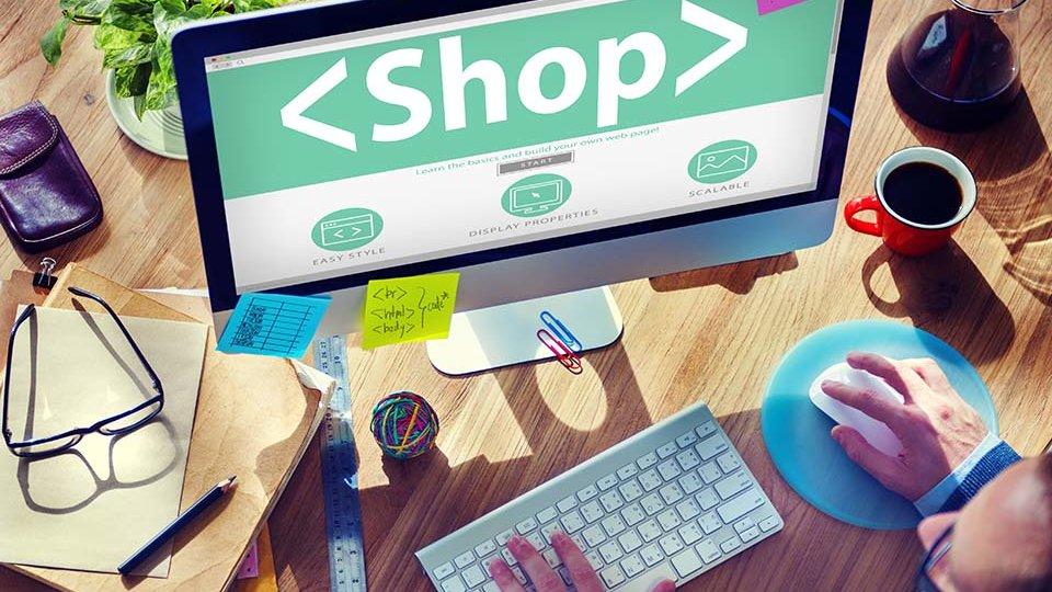 Online retail shop | ecommerce