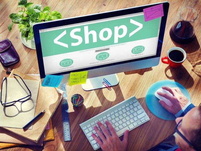 Online retail shop   ecommerce