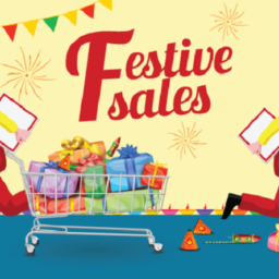 ecommerce festive season sale