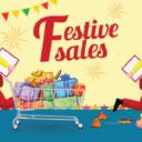 ecommerce festive season sale
