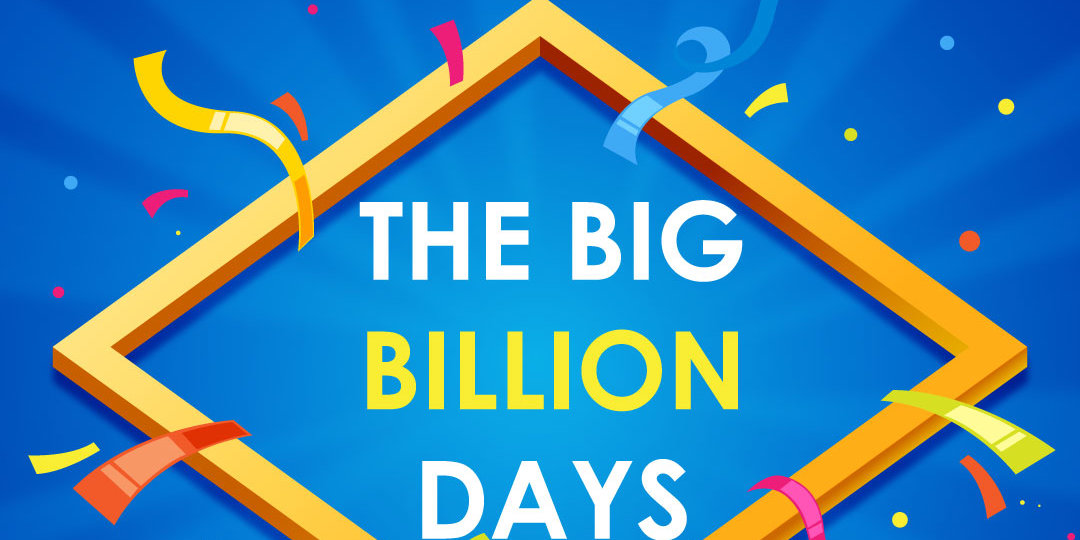 Flipkart Announces Big Billion Days Sale For Festive Season
