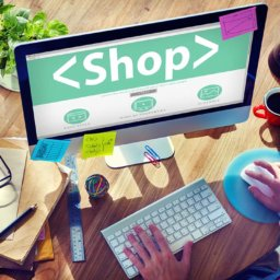 Online retail shop | ecommerce
