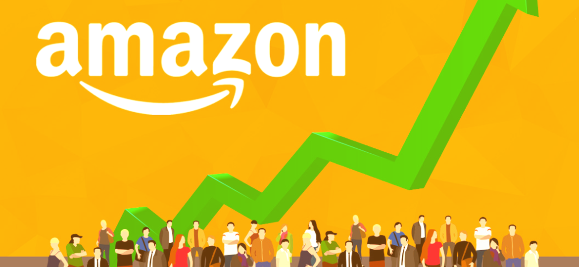 Growth in Amazon - Online Selling through Ecommerce Agency