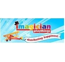 Imagician - Play things Logo