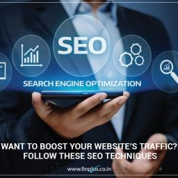 SEO Techniques to Increase Website Traffic