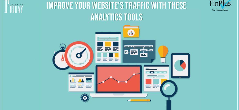 Improve Website Traffic with Analytics tools