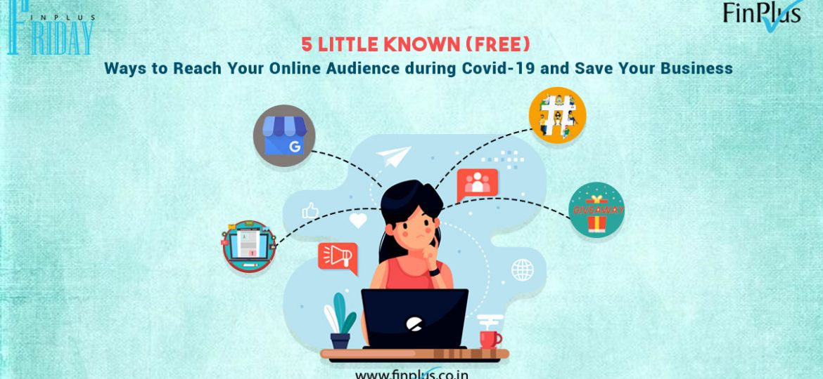 ways to Reach your online audience