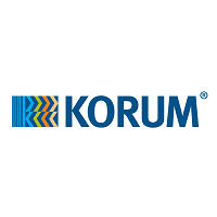 Korum mall in Thane Logo