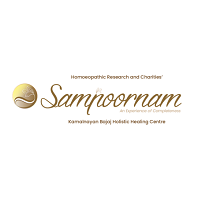 Sampoornam logo India