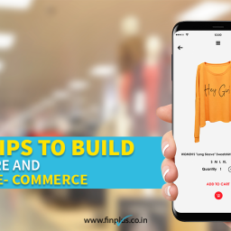 How to Build an online store and capitalize on E commerce