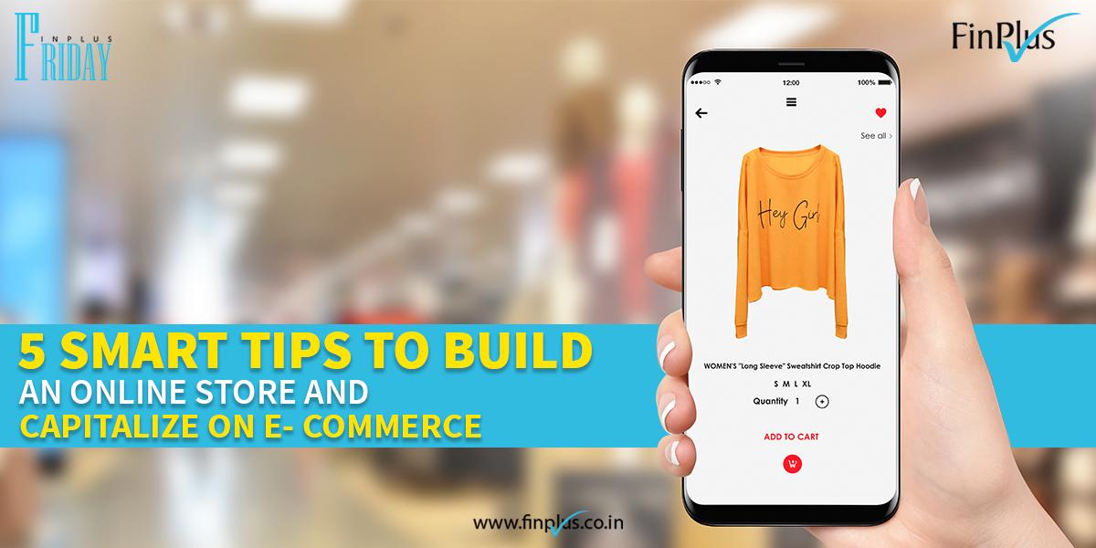 Ecommerce online store